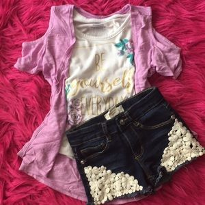 Girls' outfit